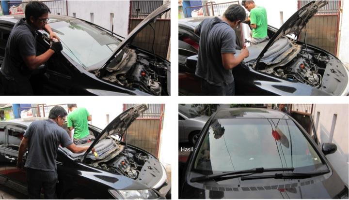 Ganti Kaca Mobil Civic | JualKacaMobil.com